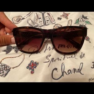 Chanel sunglasses CH5386 brown